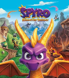 <i>Spyro Reignited Trilogy</i> 2018 video game