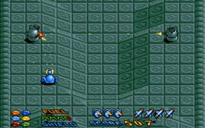 Stargoose - Image: Stargoose Screenshot