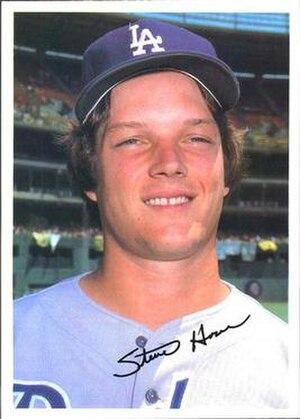 Steve Howe (baseball) - Howe in 1981
