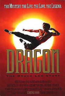 <i>Dragon: The Bruce Lee Story</i> 1993 film by Rob Cohen
