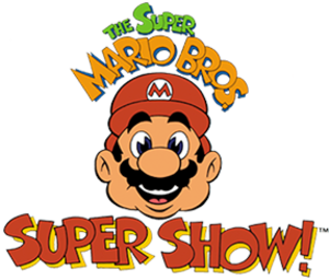 The Super Mario Bros. Super Show! - Image: Super Mario Bros Super Show Title