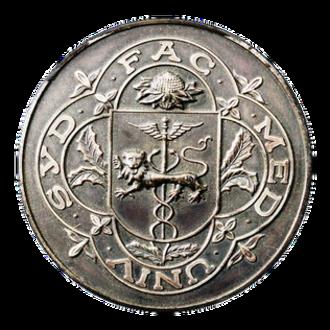 Sydney Medical School - Sydney Medical School Centenary Medal