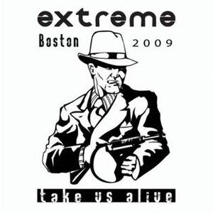 Take Us Alive - Image: Take Us Alive 2009 Extreme