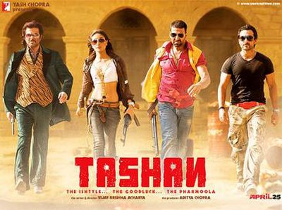 Picture of a movie: Tashan