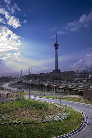 Tehran Province - Milad tower