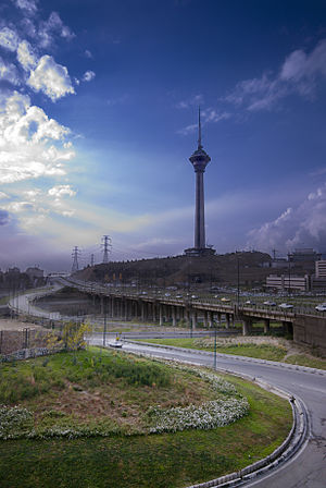 Tehran Province - Milad tower