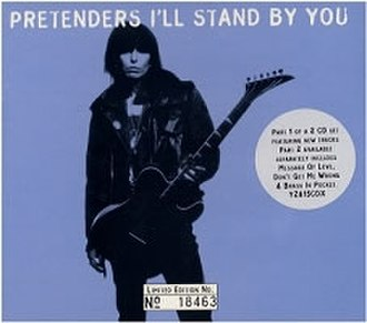 I'll Stand by You - Image: The Pretenders Ill Stand By You 33264