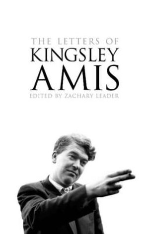The Letters of Kingsley Amis - Image: The Letters Of Kingsley Amis
