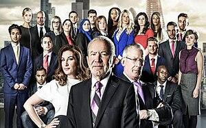 The Apprentice (UK series ten) - Image: The Apprentice Series 10 Candidates
