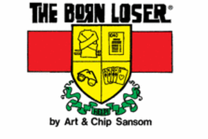 The Born Loser - Image: The Born Loser Logo