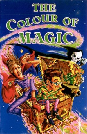 The Colour of Magic (video game) - Image: The Colour of Magic cover