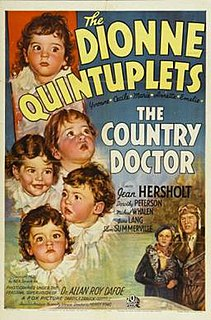 <i>The Country Doctor</i> (1936 film) 1936 American drama film