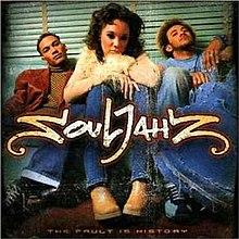 SoulJahz - The Fault Is History 2002
