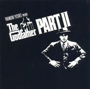The Godfather Part II (soundtrack) - Image: The Godfather Part II (soundtrack)