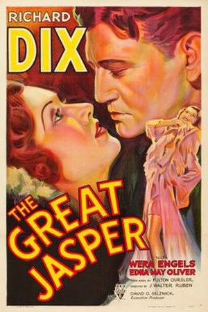 The Great Jasper - Theatrical release poster