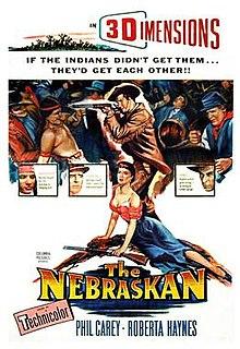 <i>The Nebraskan</i> 1953 film directed by Fred F. Sears