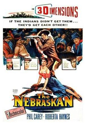 The Nebraskan - Image: The Nebraskan 1953 3 D film poster