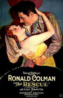 <i>The Rescue</i> (1929 film) 1929 film