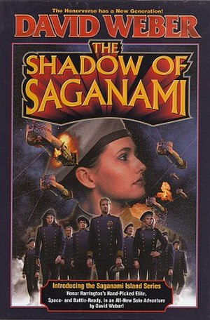 The Shadow of Saganami - Hardcover cover