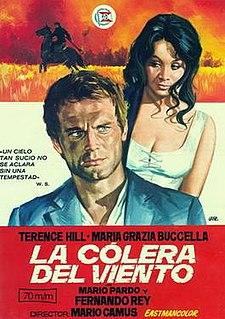 <i>The Winds Fierce</i> 1970 film by Mario Camus