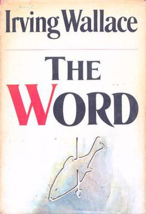 The Word (novel) - The Word first edition cover.