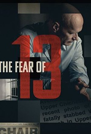 The Fear of 13 - Film poster