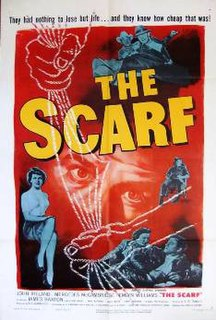 <i>The Scarf</i> (film) 1951 film by Ewald André Dupont