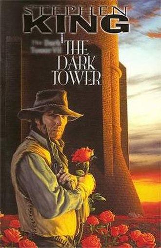 "The Dark Tower (series) - ""The Dark Tower"" painting by Michael Whelan"