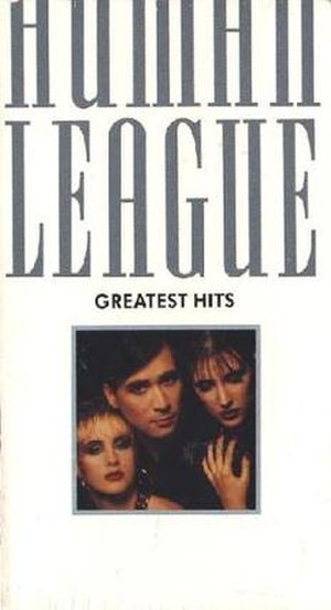The Human League Greatest Hits (video) - Image: Thlghvhs