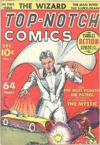 Top-Notch Comics - Image: Top Notch Comics 1