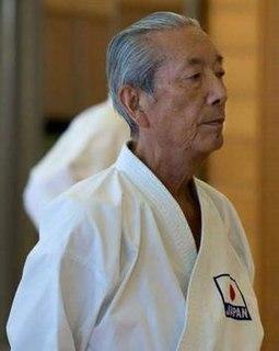 Toru Arakawa Japanese karateka