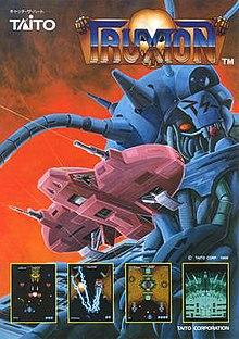 Truxton Video Game Wikipedia
