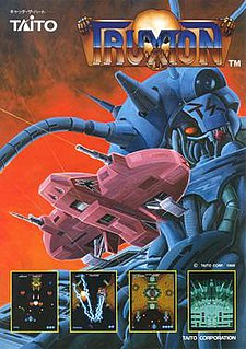<i>Truxton</i> (video game)