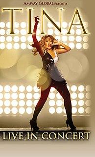 Tina!: 50th Anniversary Tour