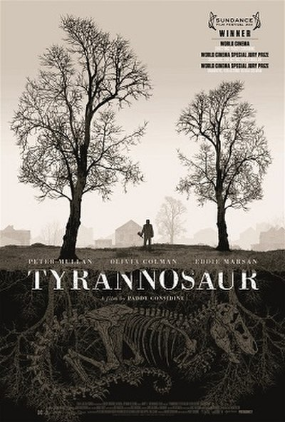 Picture of a movie: Tyrannosaur