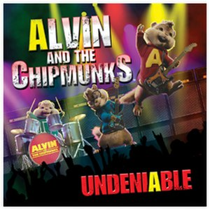 Undeniable (Chipmunks album) - Image: Undeniableframe