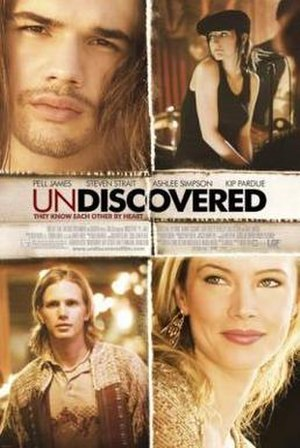Undiscovered - Theatrical release poster