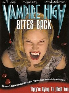 <i>Vampire High</i> television series