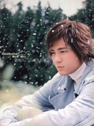 Remember, I Love You - Image: Vic Chou Remember I Love You cover