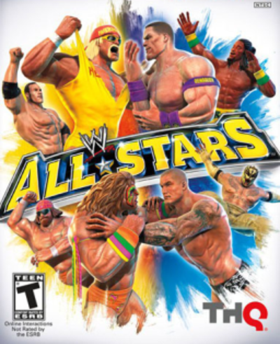 Picture of a game: Wwe All Stars