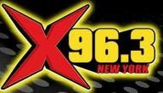 WXNY-FM - WXNY Previous Logo