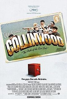 <i>Welcome to Collinwood</i> 2002 film by Anthony Russo, Joe Russo