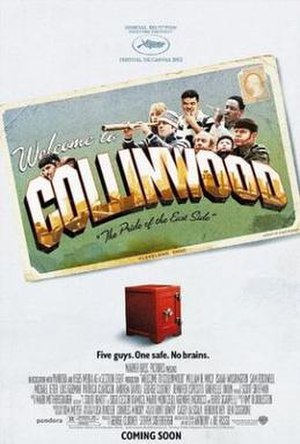 Welcome to Collinwood - Theatrical release poster