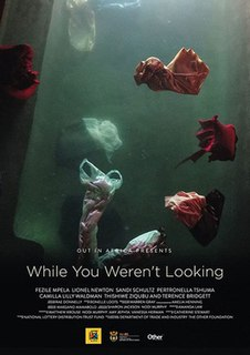<i>While You Werent Looking</i> 2015 film