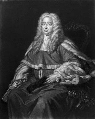 William Fortescue (judge) - Image: Willfortescue