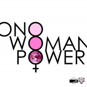 Woman Power (song) - Image: Woman Power Yoko Ono
