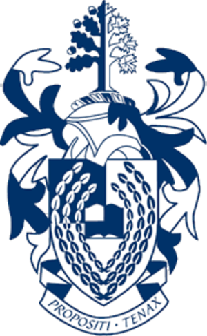 Woodsworth College, Toronto - Image: Woodsworth toronto crest