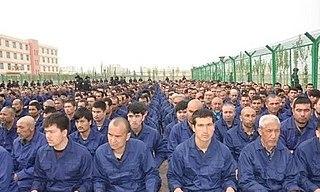 Xinjiang re-education camps Chinese internment camps in Xinjiang