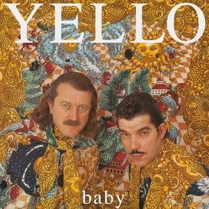 Baby (Yello album) - Image: Yello Baby CD cover