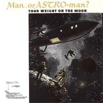 Your Weight on the Moon - Image: Your Weight On The Moon